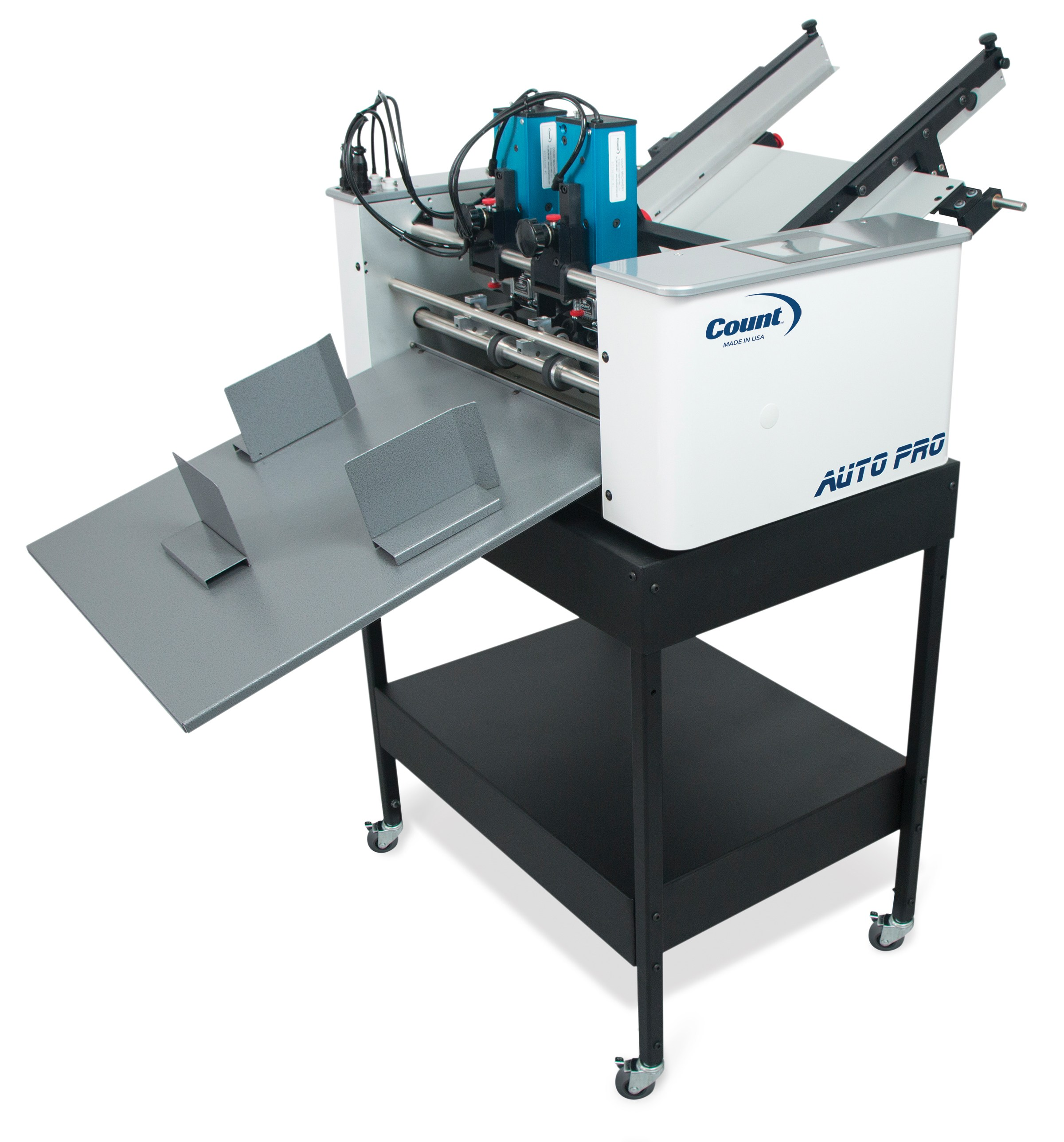 Count AutoPro with CTS100 Stand