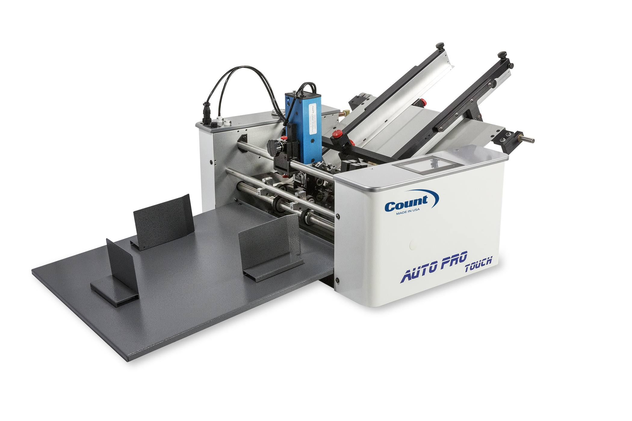 COUNT AutoPro Machine