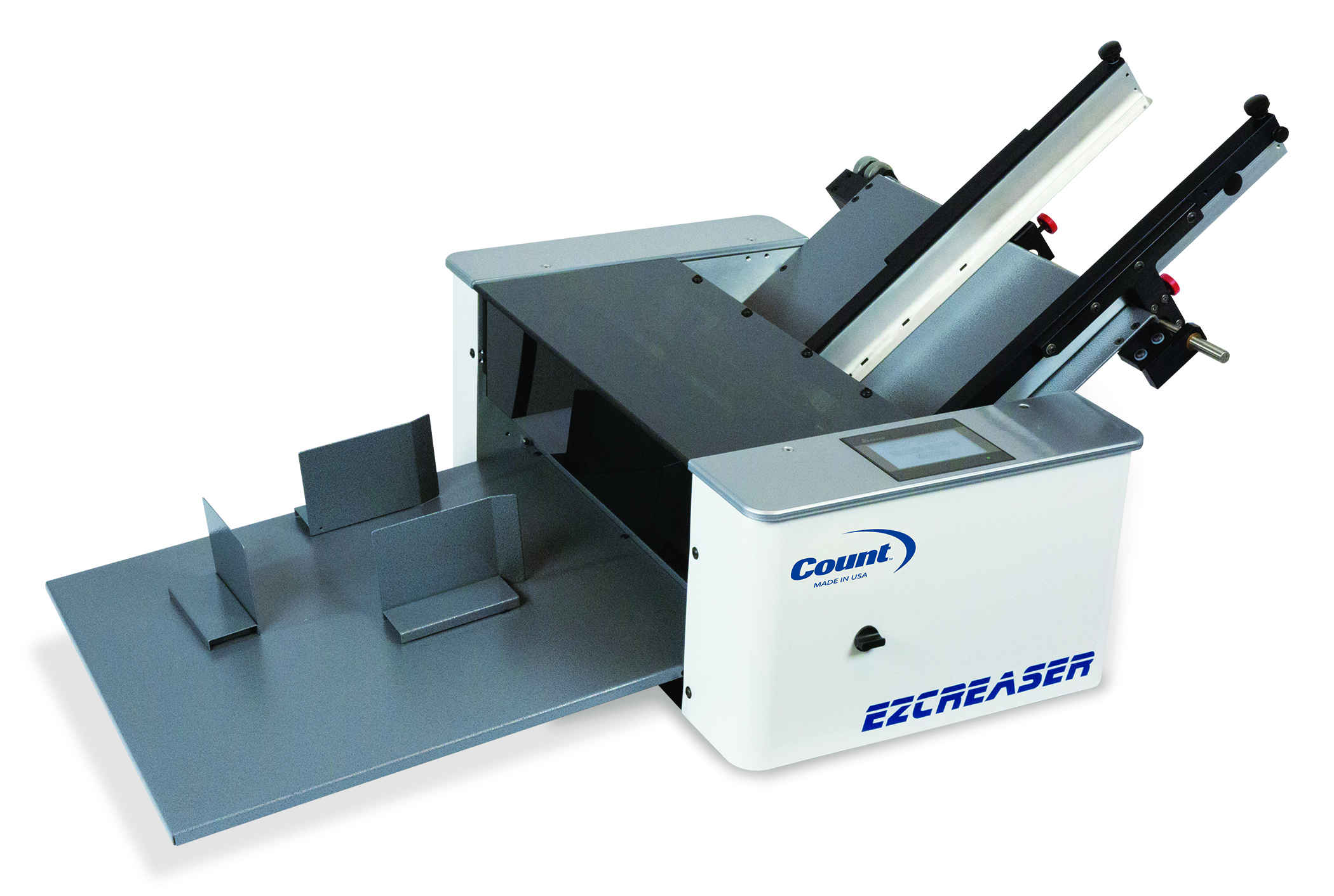Automatic creasing and Perforating (circle knife,straight ...