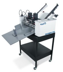 COUNT NumberPro with CTS100 Equipment Stand