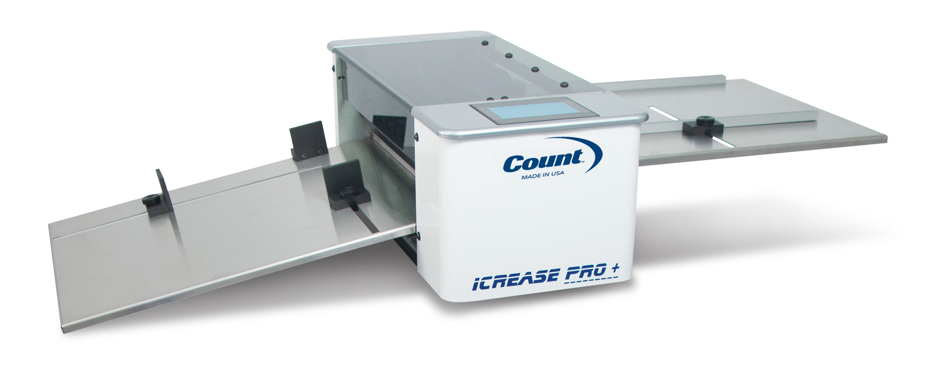 COUNT iCrease Pro + Machine