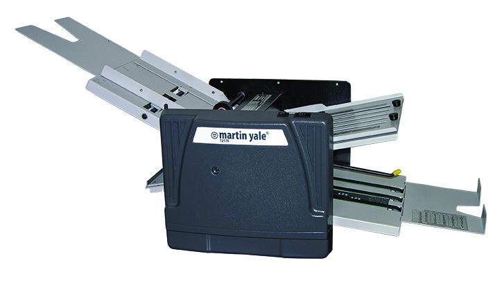 1217a Automatic Paper Folding Machine Martin Yale