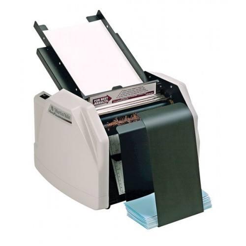 1501x Automatic Paper Folder Martin Yale