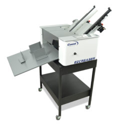 COUNT EZCreaser Machine with CTS-100 Equipment Stand