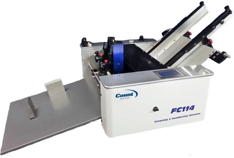 COUNT FC114 Machine