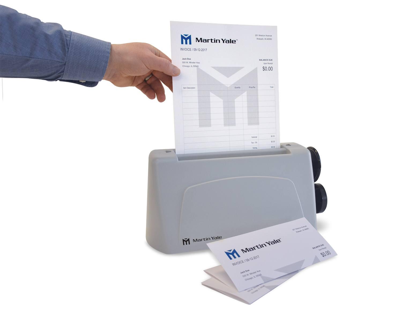 Martin Yale P6400 Paper Folder