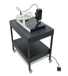 COUNT TableMatic Plus and CTS-100 Equipment Cart
