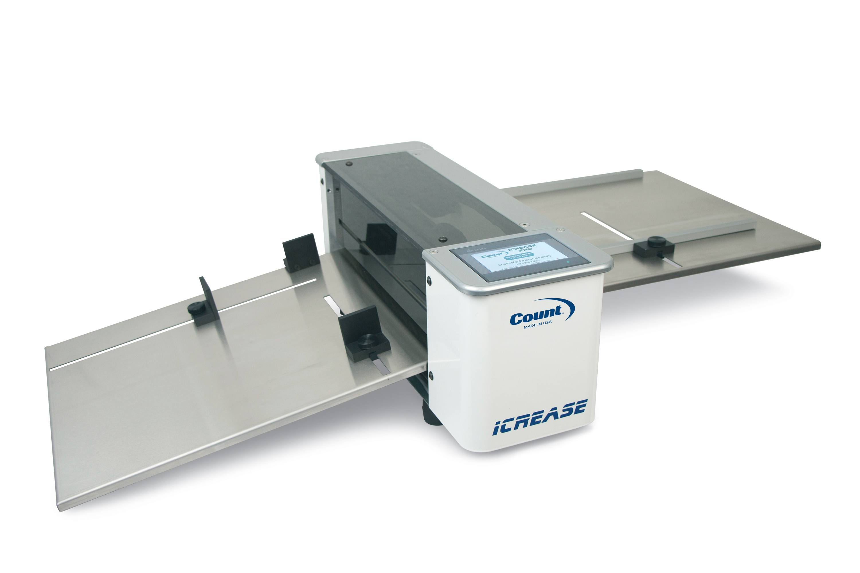 COUNT iCrease Pro Machine